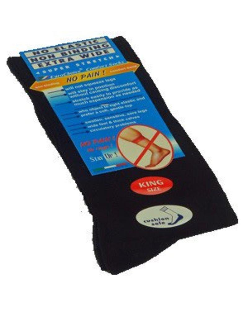 Venetex Venetex 3-2 King Size Cushion Sole Socks