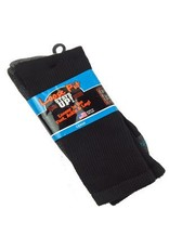 Extra Wide Crew Loose Fit/Stays Up Large Socks