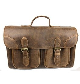 Scully Scully Classic School Leather Brief Case