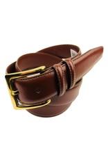 Torino Leather Aniline Brown Belt