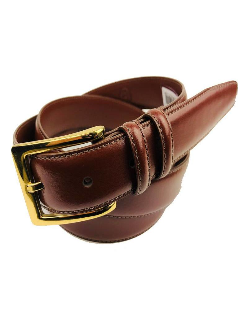 Torino Leather Aniline Brown Belts