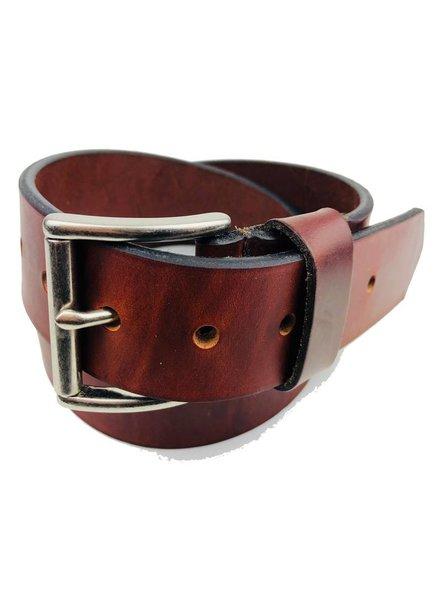 Boston Leather Oil Tan Latigo Leather Belts