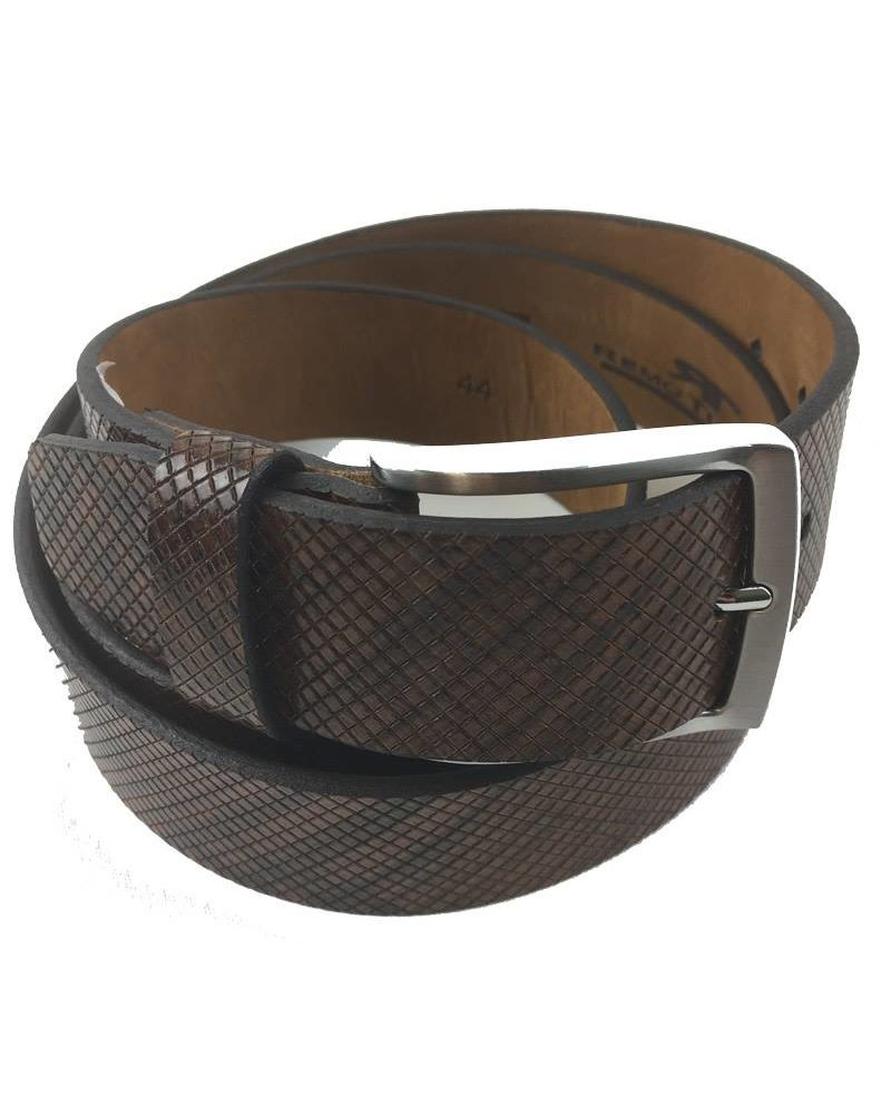 Remo Tulliani Dodge Tan Belts
