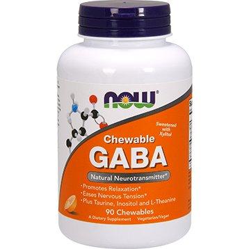 Amino GABA 90 chewables 250 mg