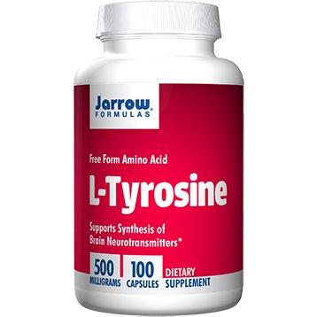Source Naturals L-Tyrosine Free Form 500 mg. - 100 tabs