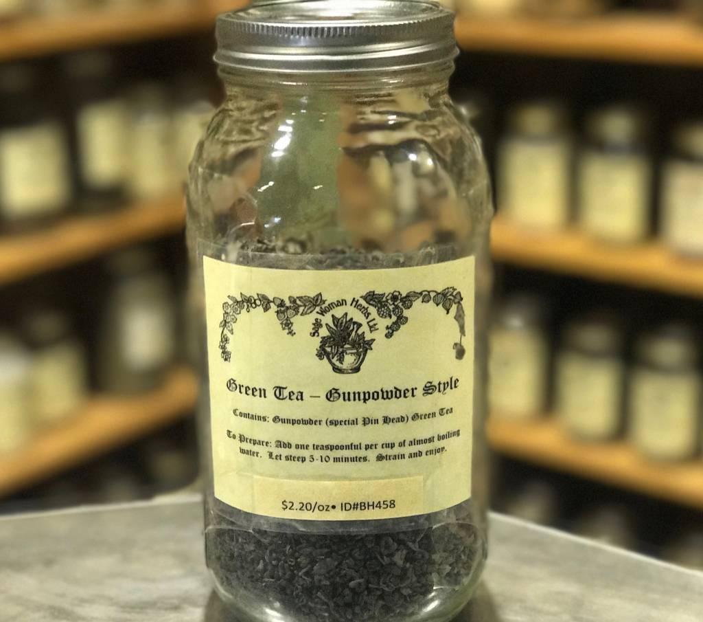 Gunpowder Green Tea Bulk