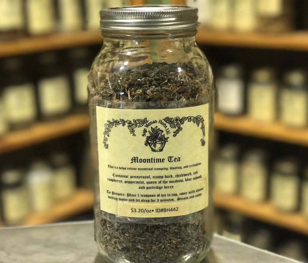 Moontime Tea Bulk