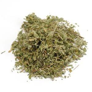 Damiana Leaf Cut and Sifted Bulk