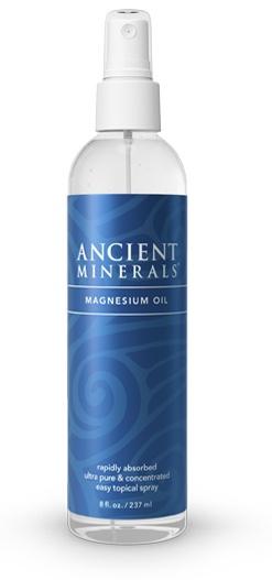 Ancient Minerals Minerals (Ancient Minerals) Magnesium Oil -- 8 fl. oz