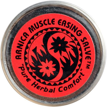 Super Salve Co. Arnica Muscle Easing Salve