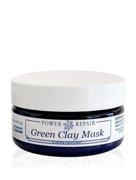 Sister Creations Green Clay Exfoliant Mask -2oz.
