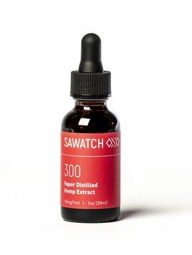 CBD MCT Oil (Sawatch) 300 mg 1 oz