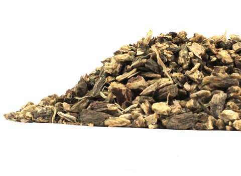 Dan Shen (Salvia M, Chinese Red Sage) root -- cut & sifted 2 oz