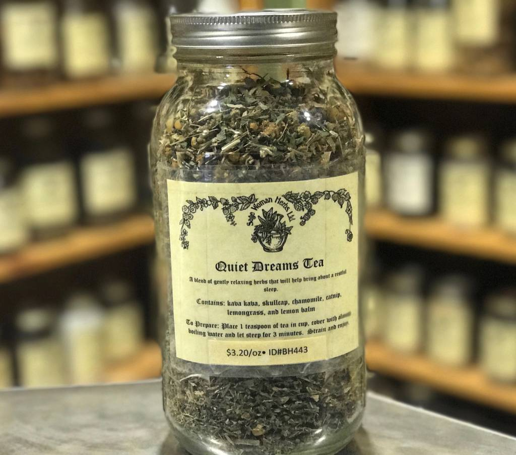 Quiet Dreams Tea Bulk