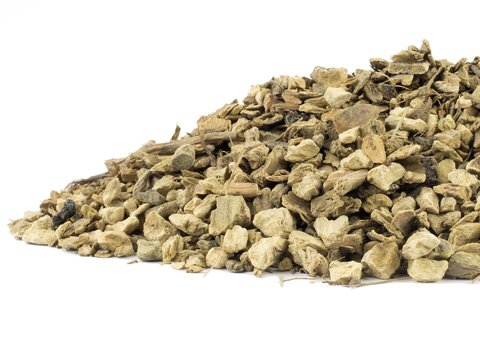 Yellowdock Root Cut and Sifted Bulk