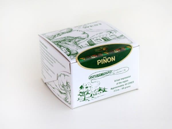 Incense Pinon Box 40 count