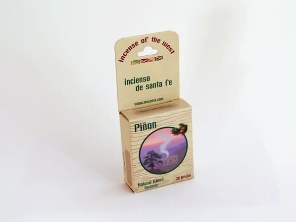 Pinon Incense Box 20 count