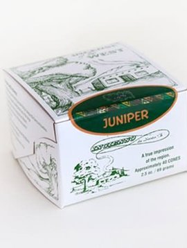 Juniper Incense Box 40 count