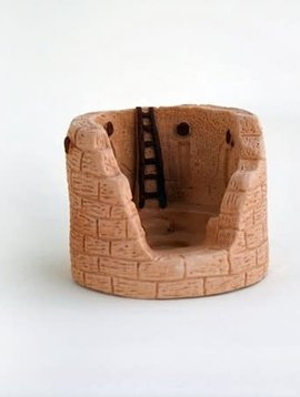 Incense Burner Kiva