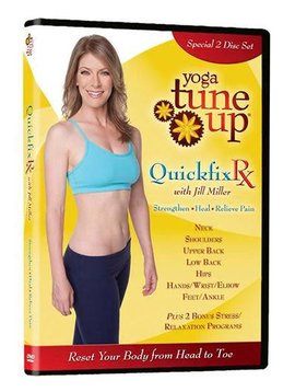 Quick fix Upper/Lower DVD