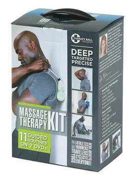 Massage therapy full body kit