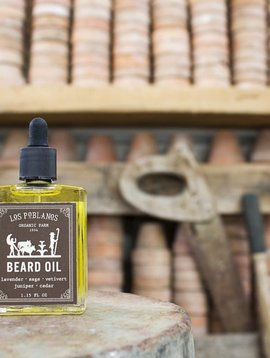 Los Poblanos Beard Oil 1 oz
