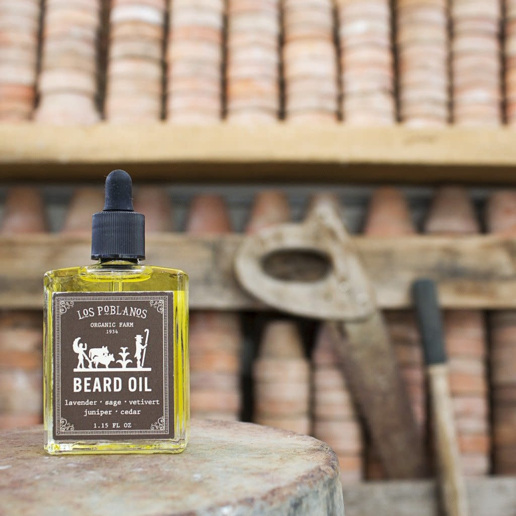 Los Poblanos Beard Oil 1 oz