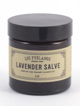 Los Poblanos Lavender Salve 2 oz