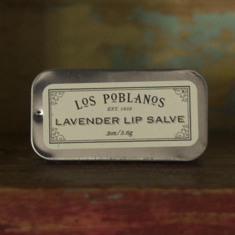 Los Poblanos Lip Salve