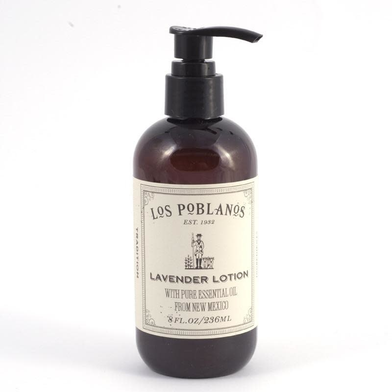 Los Poblanos Lotion 8 oz