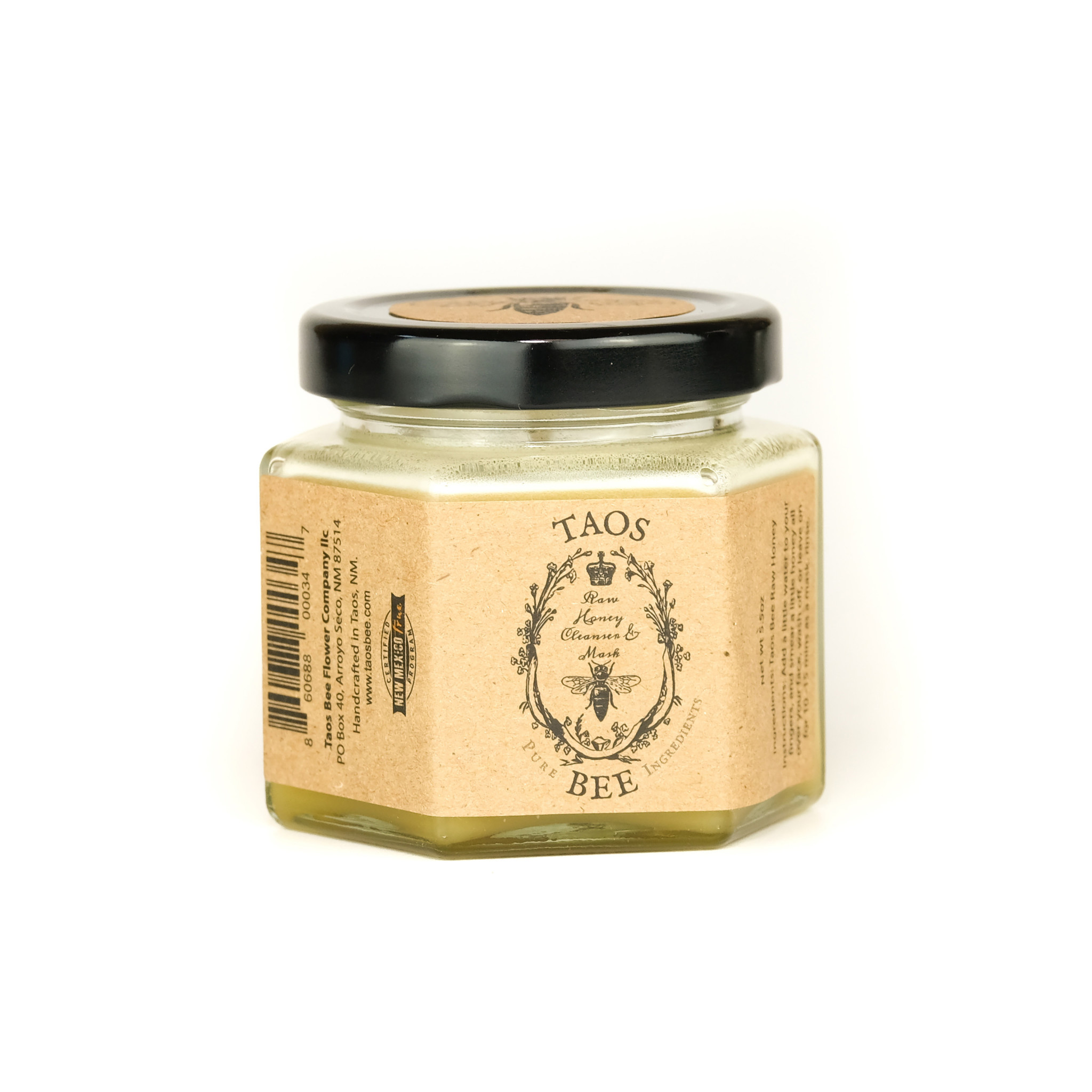 Taos Bee Raw Honey Cleanser