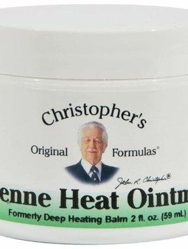 Cayenne Heat Ointment - 2 oz