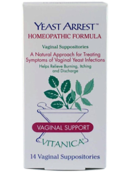 Suppositories Yeast Arrest™ 14