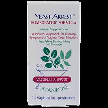 Suppositories Yeast Arrest™ 14