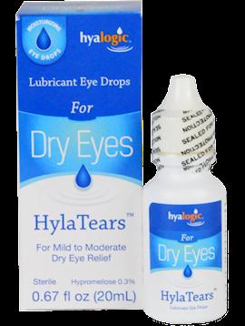 Hyla Tears Eye Drops .67 fl oz
