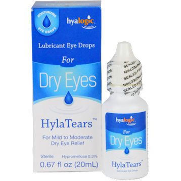 Hyla Tears Eye Drops .67 fl oz