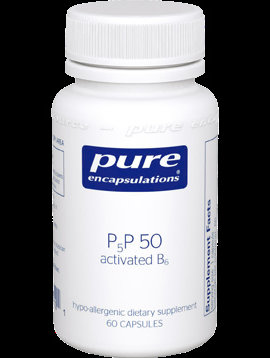 B Vitamin P5P50 (activated B-6)