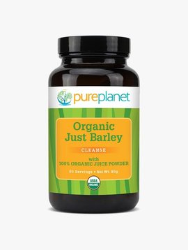 Pure Planet Green Food Just Barley Powder