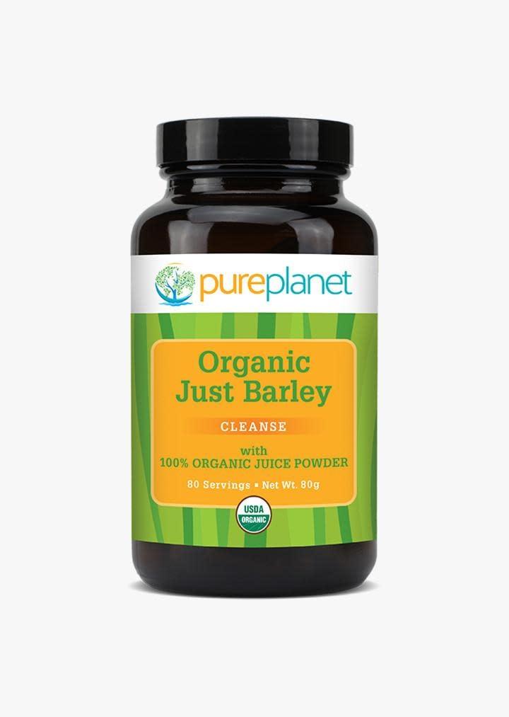 Pure Planet Green Food Just Barley Powder