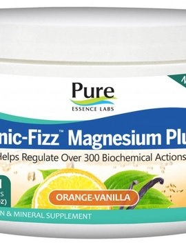 Magnesium Plus Ionic-Fizz Orange Vanilla