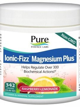 Magnesium Plus Ionic-Fizz Raspberry Lemonade