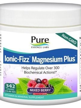Magnesium Plus Ionic-Fizz Mixed Berry