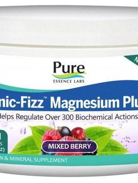 Magnesium Plus Ionic-Fizz Mixed Berry