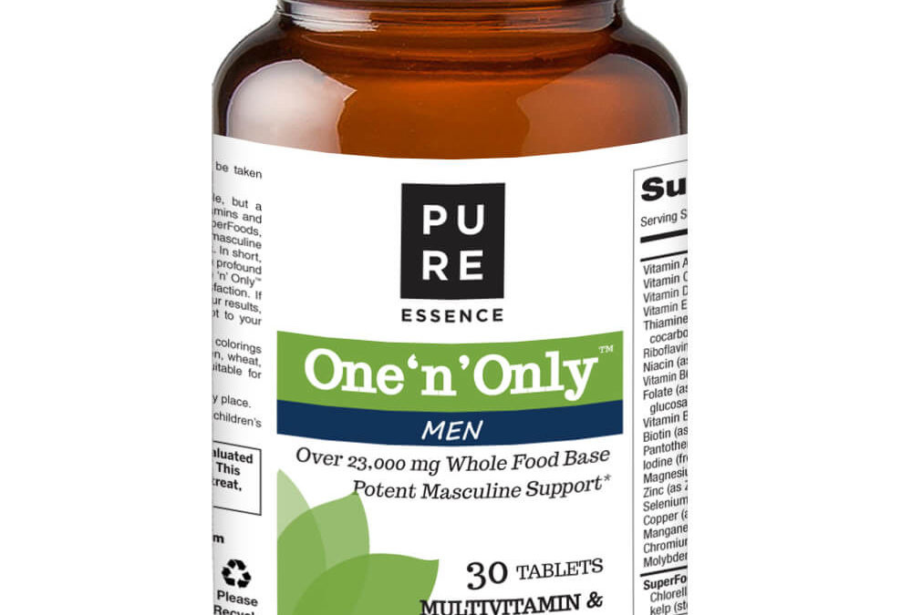 Multivitamin One 'n' Only Men's 30 tabs