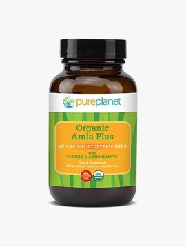 Pure Planet Vitamin C tabs (Amla Plus)