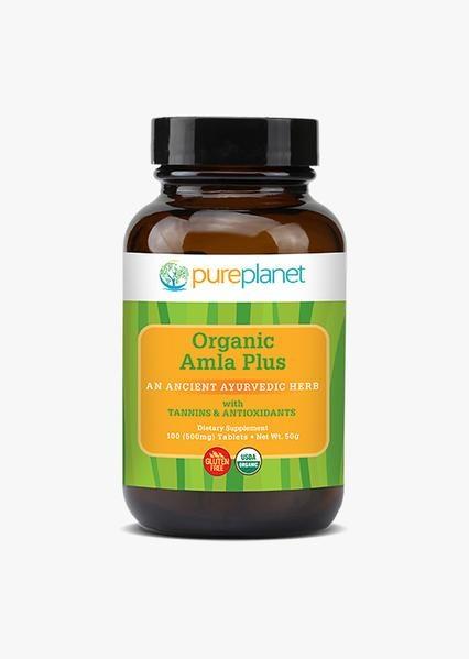 Pure Planet Vitamin C tabs (Amla Plus)