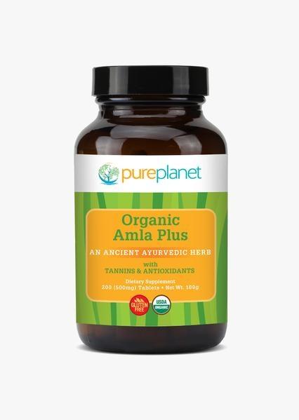 Pure Planet Vitamin C (Amla Plus)
