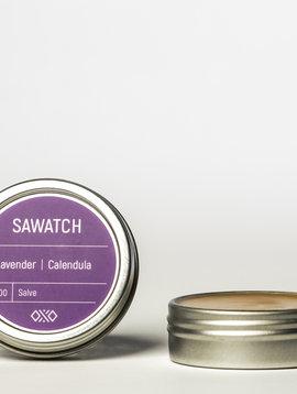 LOWER PRICE! Hemp Salve (Sawatch) Lavender/Calendula 1 oz