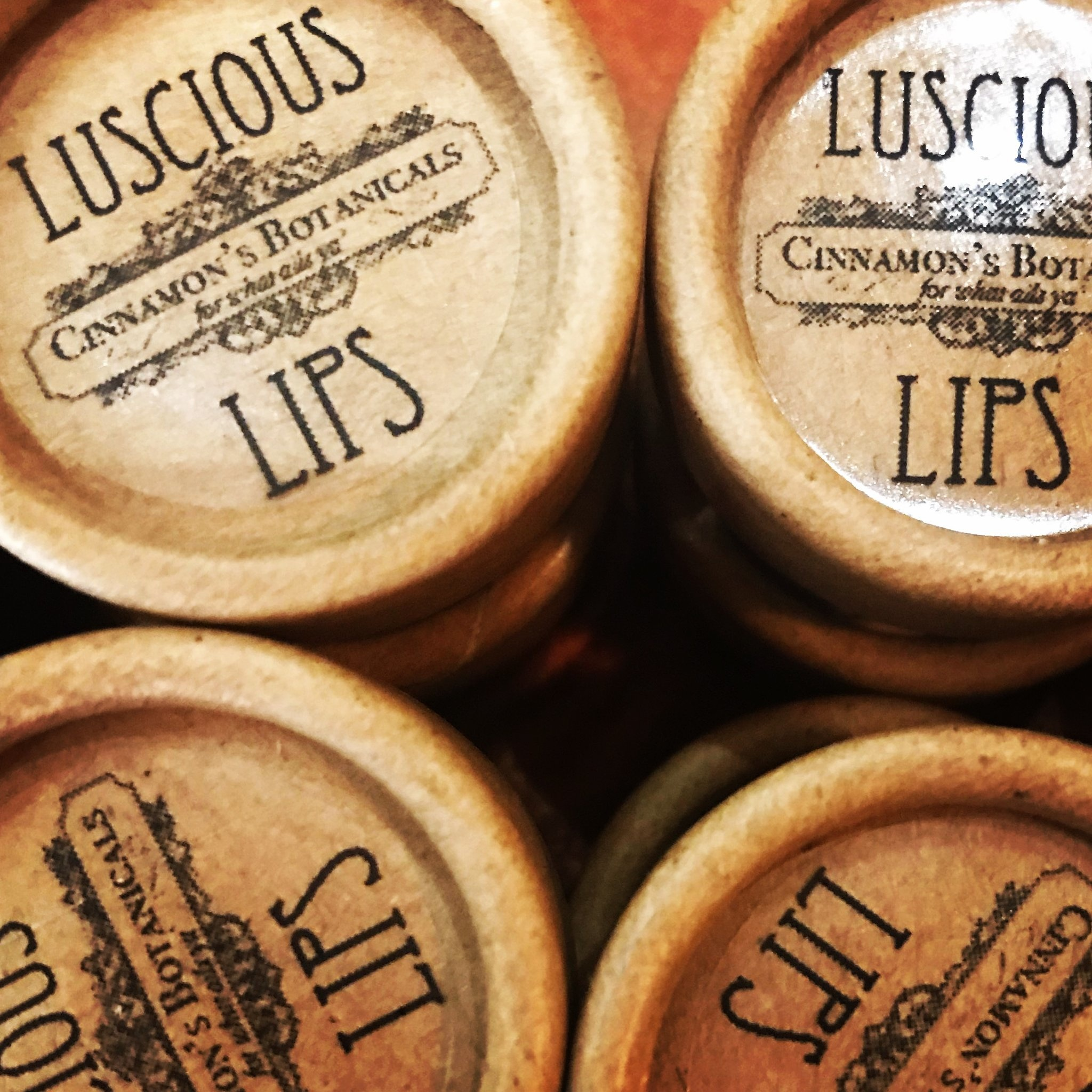 Cinnamon's Botanicals Lip Balm 1/4 oz.
