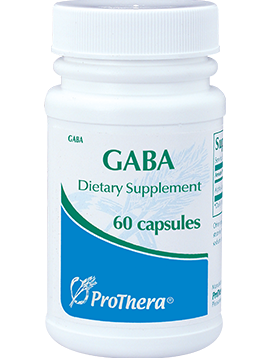 GABA 500 mg 60 caps